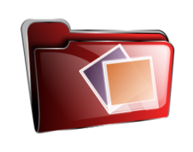 folder,icon,red,photo,roshellin