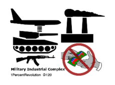 120,revolution,military,industrial,complex,eisenhower,destroy,waste,greed,corruption,war,weapon,tank,gun,tax,spending,revolution,1percentrevolution,weapon