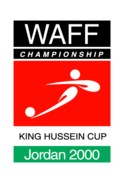 Waff,King,Hussein,Cup,2000