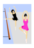 dance,jazz,tap,ballet,practice,sport,contemporary,stretch,warm up,music,movement