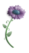 flower,purple,leaf,plant,green,organic,swirl,pretty,swirly,shiny,artistic,shaded,plant,flower