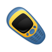 mobile,phone,cellphone,mobile phone,retro,old,nokia,burnphone,1990,icon,512