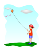 kite,boy,child,air,cloud,sky,fun,playing,play,enjoying,string,grass