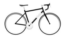 Bicycle Vector Free Ai Svg And Eps