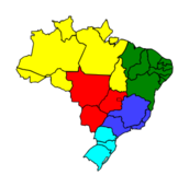 map,color,brazil,brasil,state,region,geography
