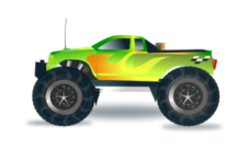 monster truck,pick up truck modified,motocross,car eating,mud bogging,mot sport,truck racing,racing,automotive,automobile,public domain motor sport