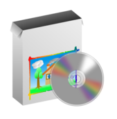 add,remove,program,software,box,icon,cd,compact disc,disc