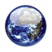 earth,globe,gloss,glossy,water,blue,shaded,planet