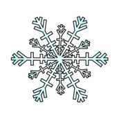 snowflake,weather,meteorology,symbol,snow,winter,christmas