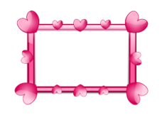 frame,border,glossy,transparent,photo,picture,pink,heart,frame,border,inky2010,glossy,transparent,photo,picture,pink,heart