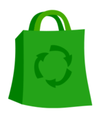 green shopping bag,shopping bag,shopping,recycle,go green