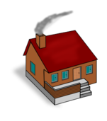 house,3d,icon,house,3d,inky2010