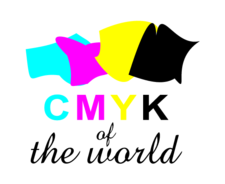 Cmyk,Of,The,World