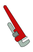 pipe,wrench,tool