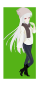 unchecked,lady,woman,people,silhouette,person,anime,jean,boot,girl,media,clip art,public domain,image,svg,woman,jean,boot,girl