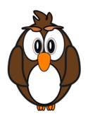 owl,cartoon,coruja,cabor,animal,bird,media,clip art,public domain,image,svg