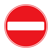 sign,roadsign,round,red,stop