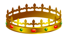 royal,crown,metallic,gold,golden,jewel,jewellery,clothing,party,media,clip art,public domain,image,png,svg