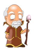 remix,delfador,magicien,wizard,warlock,sorcerer,dumbledore,gandalf,comic,character,wesnoth,battle for wesnoth,medieval,rpg,role playing,dungeon and dragon,gothic,middle age,fantasy,chibi,minus trooper
