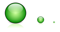 green,glass,button,mirror,shadow,round,colour,webdesign