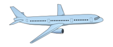 aircraft,plane,airbus,media,clip art,public domain,image,svg