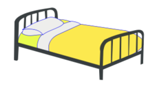 Free Download Of Bed Vector Graphics And Illustrations