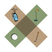 sport,golf,club,ball,flag,symbol