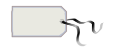 tag,ribbon,label