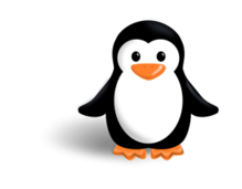 penguin,bird,animal,tux,linux