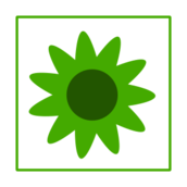 icon,green,ecology,flower
