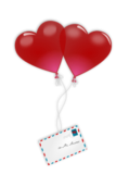 valentine,valentines day,love,letter,mail,ballons,heart,heart,air mail