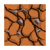 seamless,tiling,tile,dirt,mud,ground,stone,texture,platformer,block,rpg,game