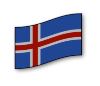 flag,interactive,iceland,clickable,language,nordic,icelandic