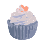 media,clip art,public domain,cooking,sweet,cupcake,muffin,cake,color,colour,kitchen,food,image,dessert