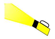 light,torch light,yellow,portable,handle,high powered,power,bright,right,electricity,electronic device,way of life,battery,glass,safety,gradient,spread,l