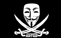 mask,pirate,sword,silhouette,facemask,object,guy,fawkes,people,anonymous,anonimity