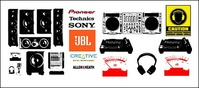 audio,equipment,brand,logo