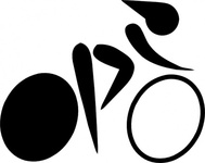 olympic,sport,cycling,track,pictogram