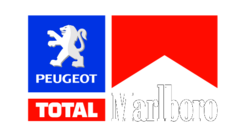 Peugeot,Total,Marlboro,Team