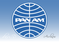 airline,pan am,pan am logo,pan american,air plane,fly,flying,logo,logo vector,plane