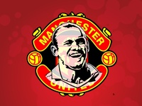 man united red devil tattoo design vector download 1 000 vectors page 1. Black Bedroom Furniture Sets. Home Design Ideas