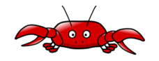 crab,cartoon,fun,lemmling