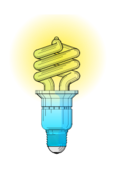 media,clip art,public domain,image,png,svg,bulb,lamp,glow